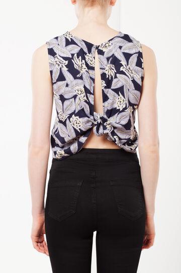 Tie back top, Multicolour, hi-res