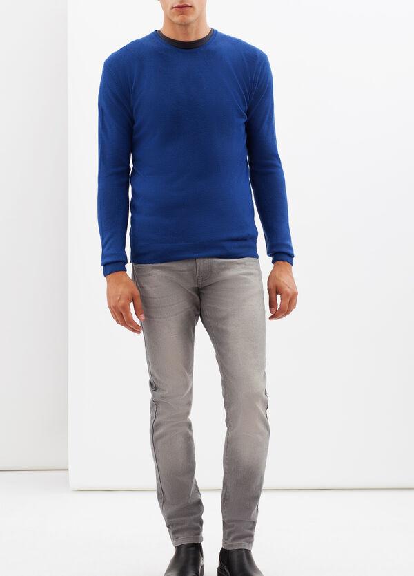 Round neck pullover | OVS