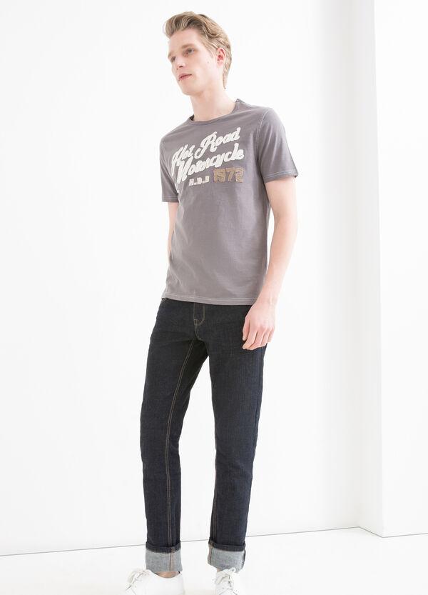 T-shirt con patch puro cotone G&H | OVS