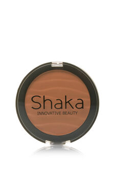 Compact powder with natural finish, Beige Brown, hi-res