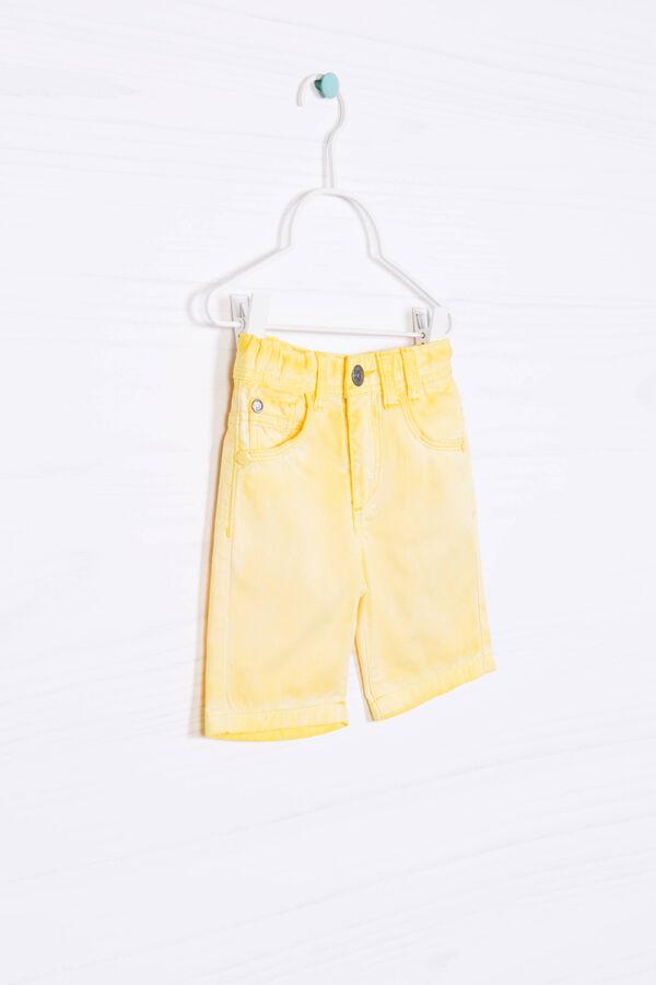 Shorts puro cotone maltinto | OVS