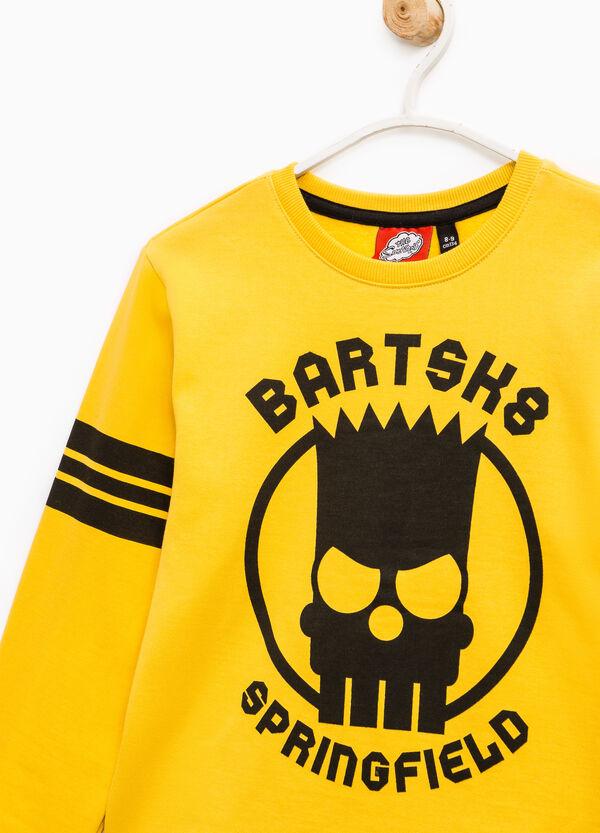 Sweatshirt with The Simpsons print | OVS