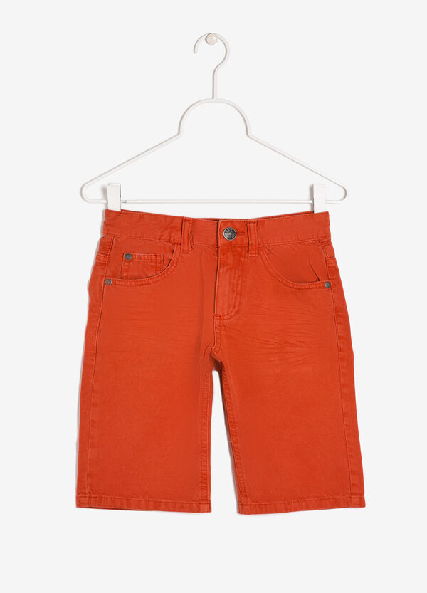Five-pocket bermuda shorts | OVS