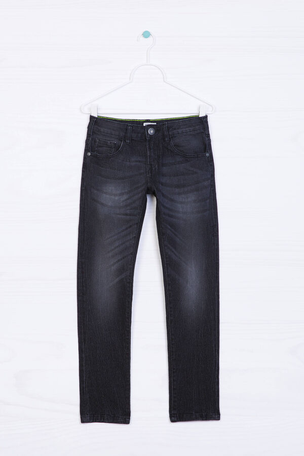 Straight fit stretch jeans | OVS