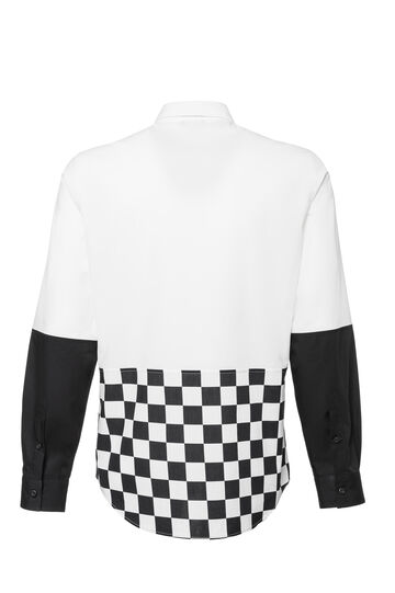 Camicia Jean Paul Gaultier for OVS, Nero, hi-res