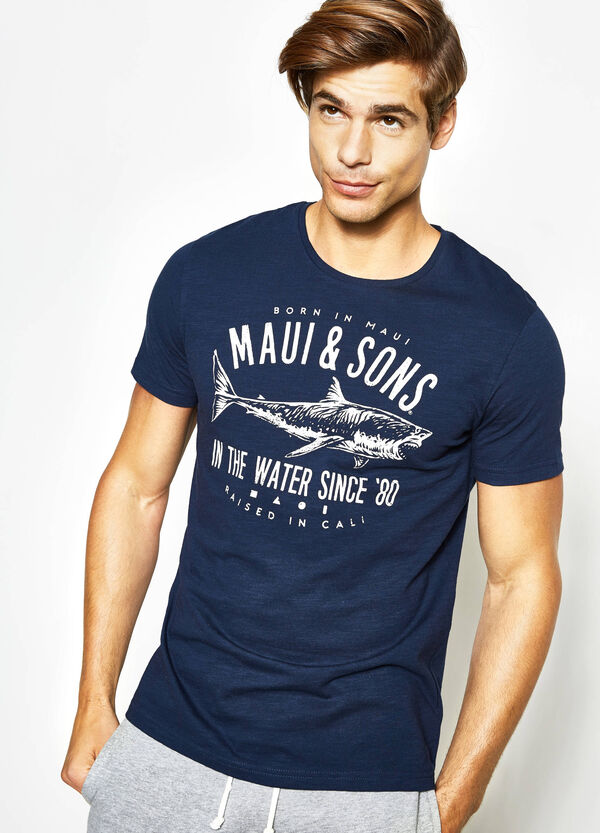T-shirt stampata Maui and Sons | OVS
