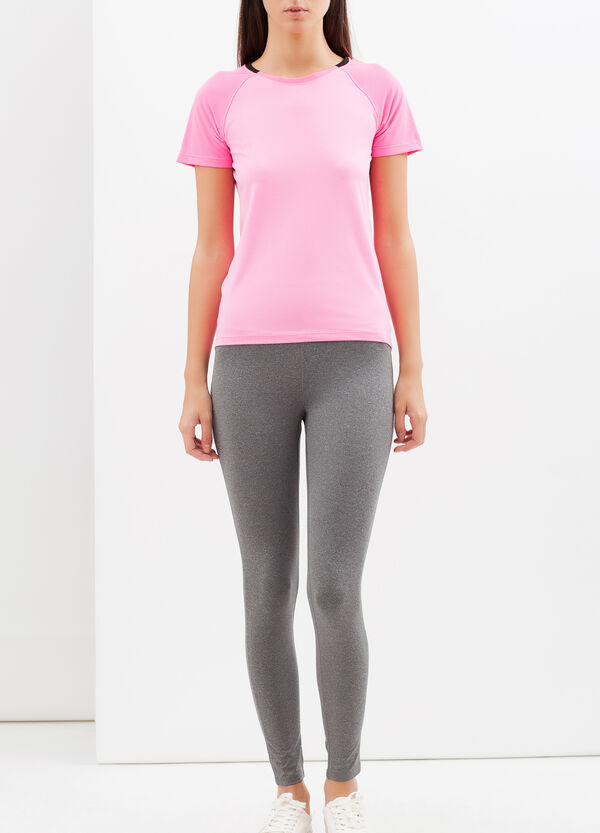 Plain sports leggings | OVS