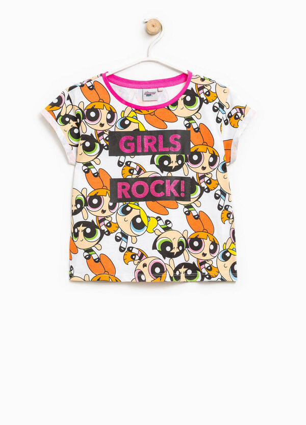 The Powerpuff Girls T-shirt with round neck | OVS