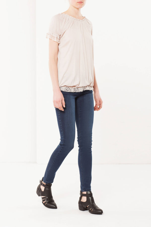 T-shirt in viscosa | OVS