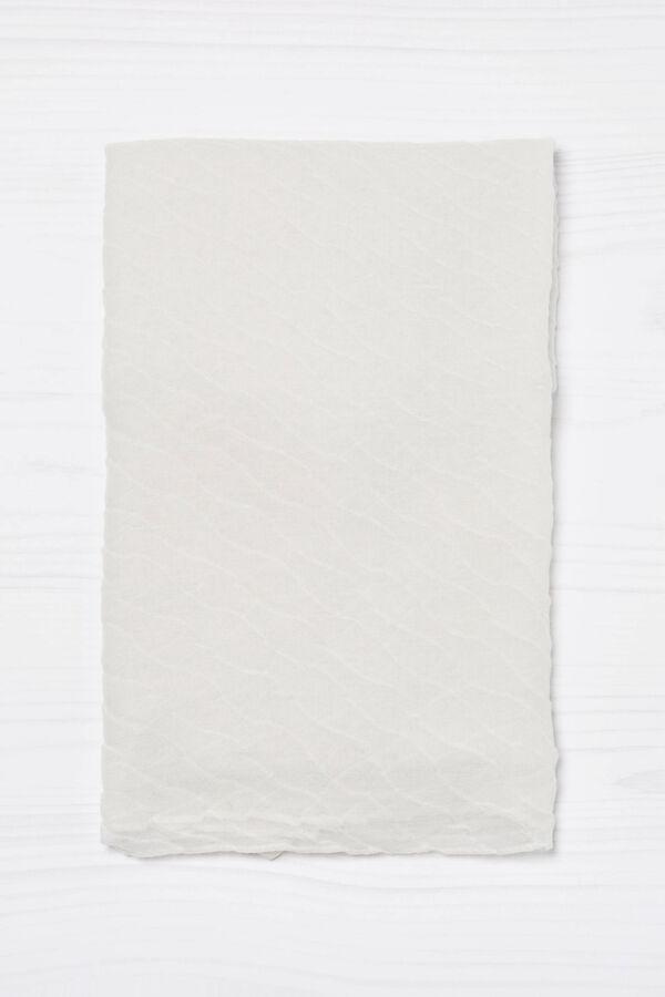 Sciarpa plissettata tinta unita   OVS