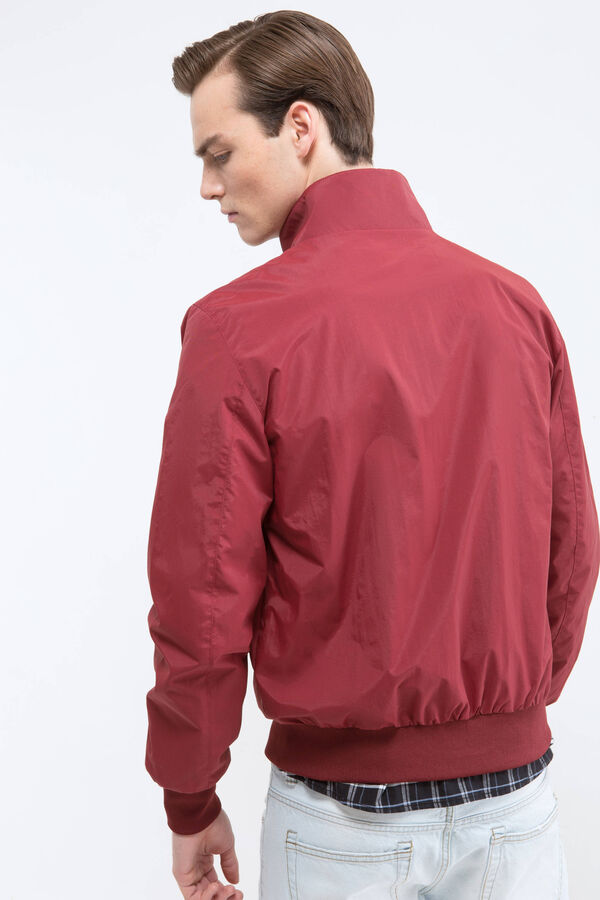 Solid colour jacket with pockets | OVS