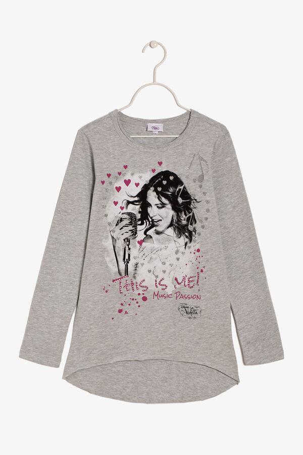 T-shirt Violetta | OVS