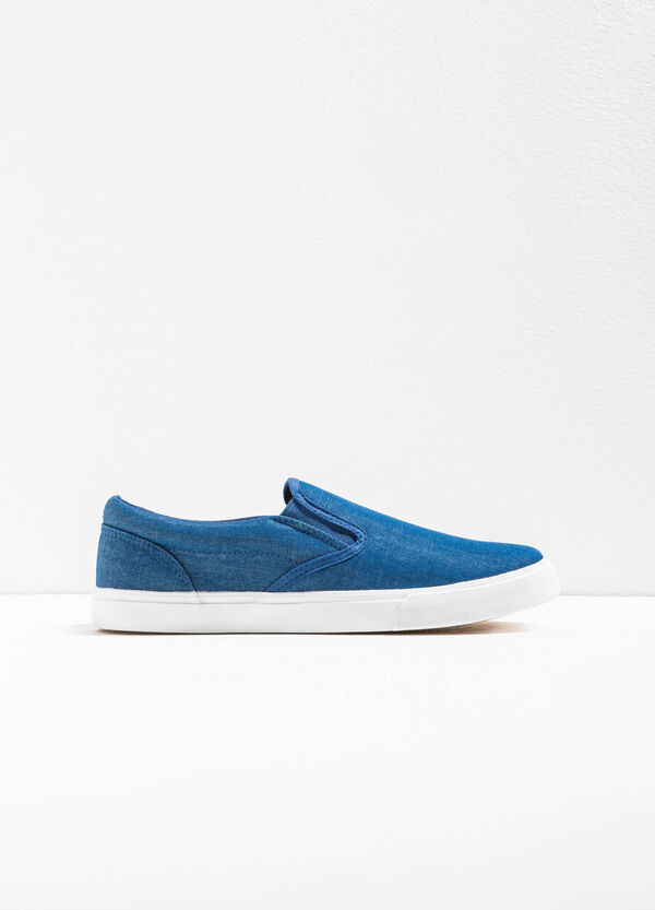 Slip-ons with elasticated bands | OVS