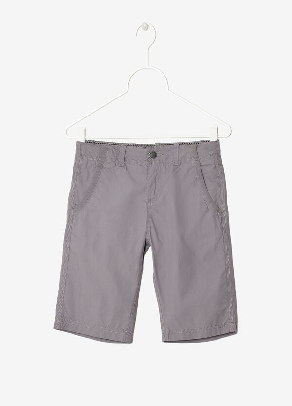 Four-pocket bermuda shorts | OVS