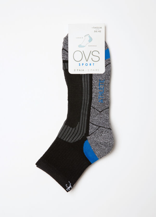 Two-pack stretch socks | OVS