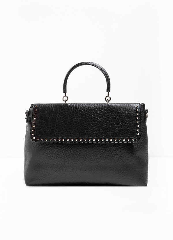 Handbag with studs | OVS