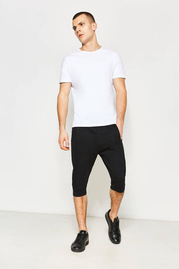 Cotton crop joggers