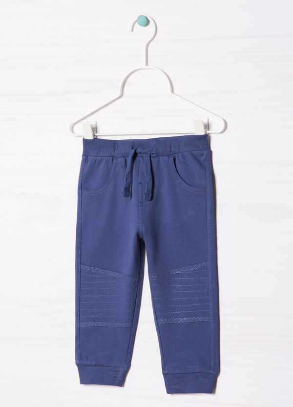 Pantaloni tuta puro cotone | OVS