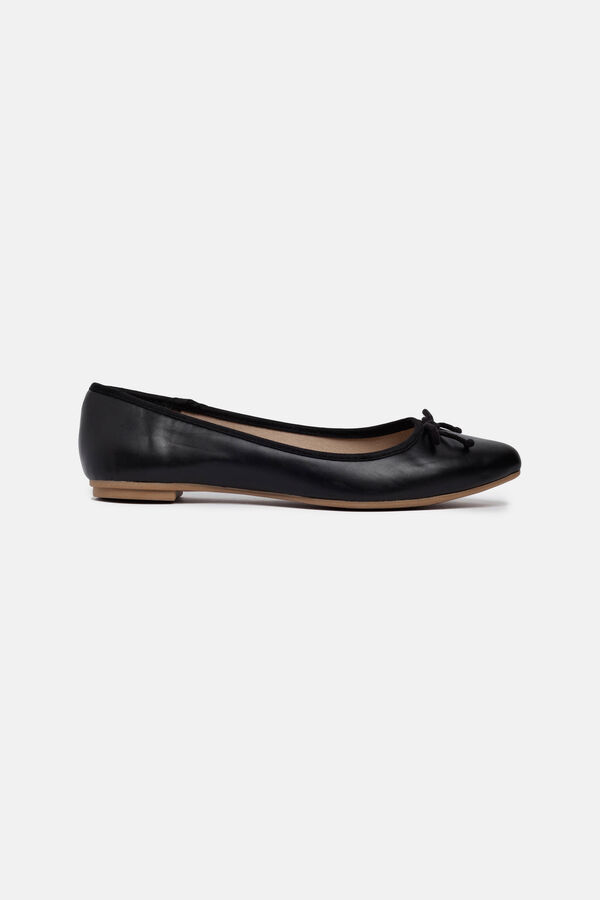Ballet flats with bow | OVS