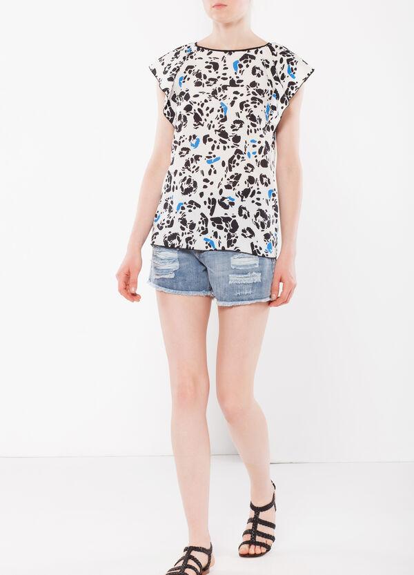 Short-sleeved blouse | OVS
