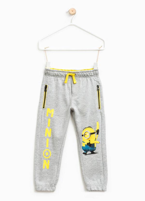 Pantaloni tuta con stampa Minions | OVS