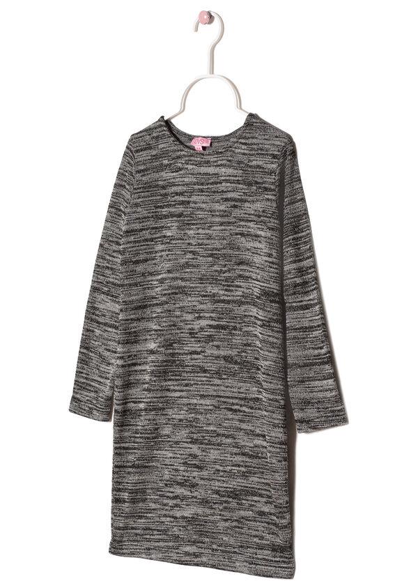 Mélange dress in viscose blend | OVS