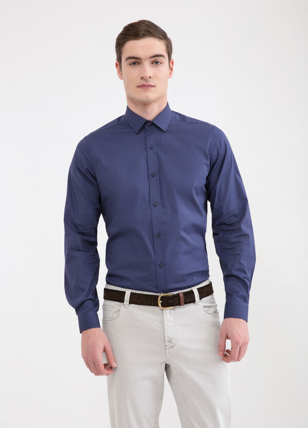Camicia tinta unita puro cotone | OVS
