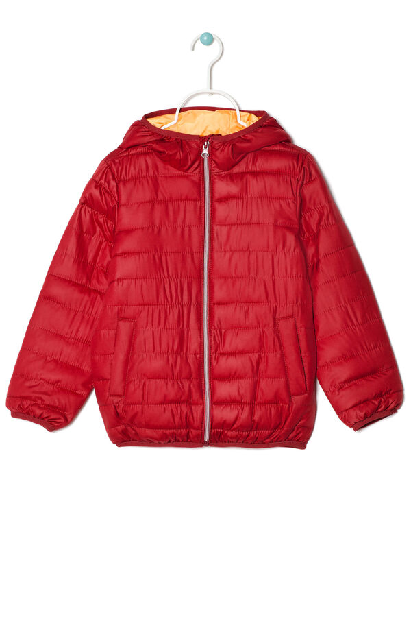 Down jacket with hood | OVS