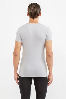 T-shirt intima OVS Under Tech, Grigio chiaro, hi-res