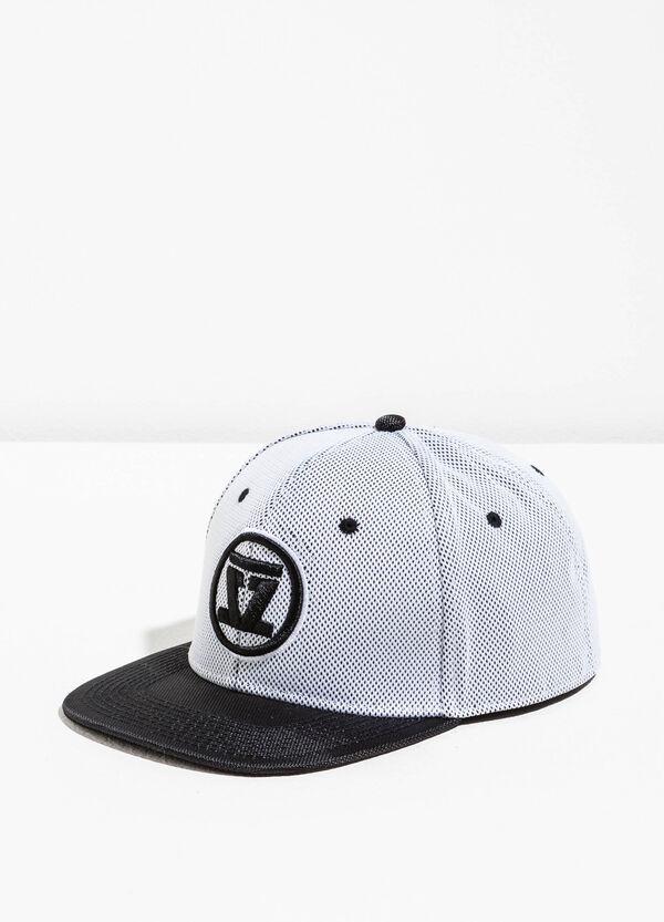 Gorra de béisbol calada con bordados | OVS