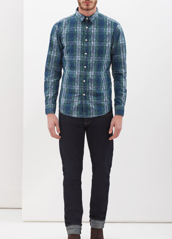 G&H overprint shirt | OVS