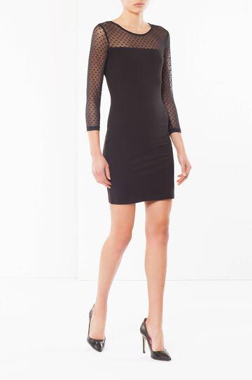Short dress, Black, hi-res