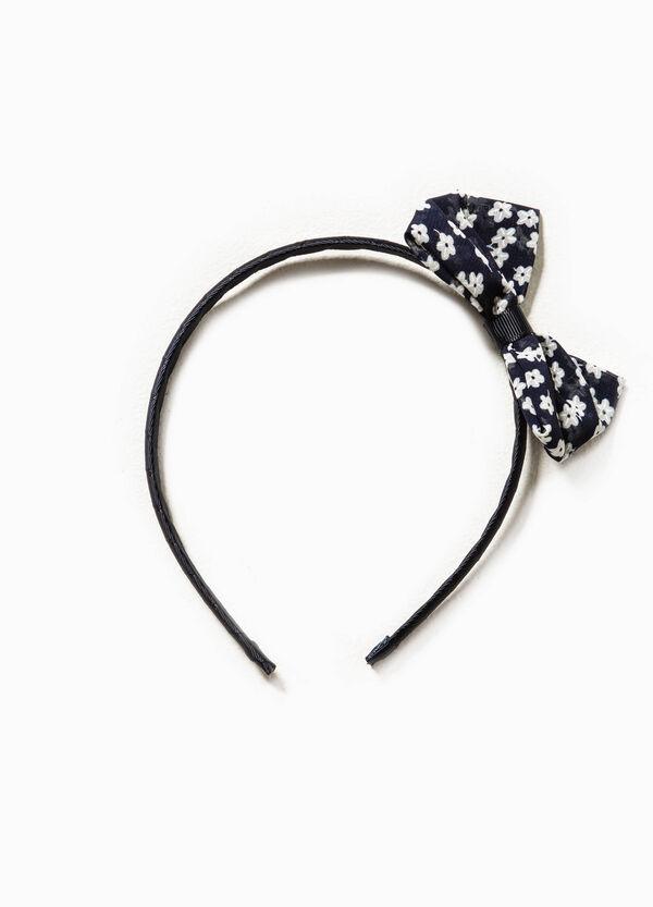 Cerchietto per capelli con fiocchetto | OVS