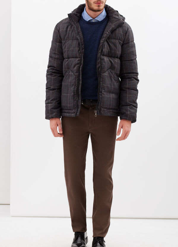 Rumford heavy jacket with hood | OVS