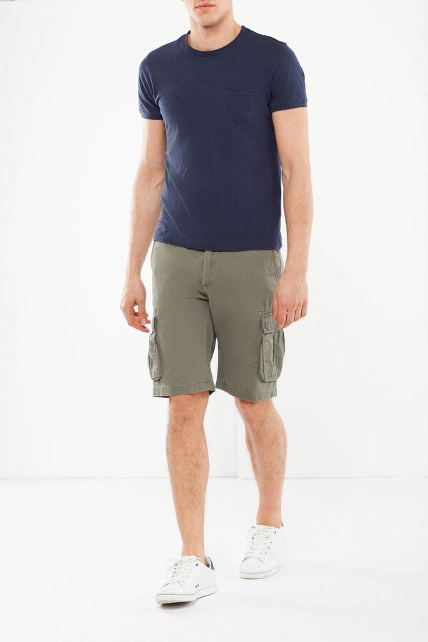 Cargo bermuda shorts | OVS