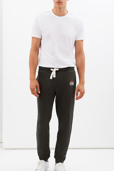 G&H regular fit joggers, Grey, hi-res