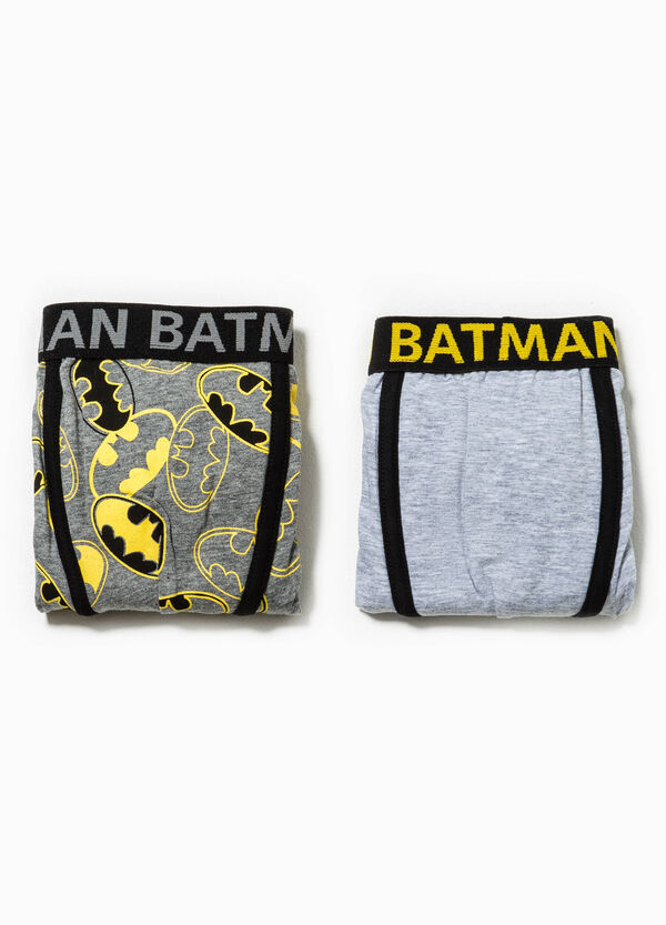 Two-pack boxers with Batman print | OVS