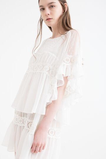 Dress OVS Arts of Italty, S.Pietro Church, Milky White, hi-res