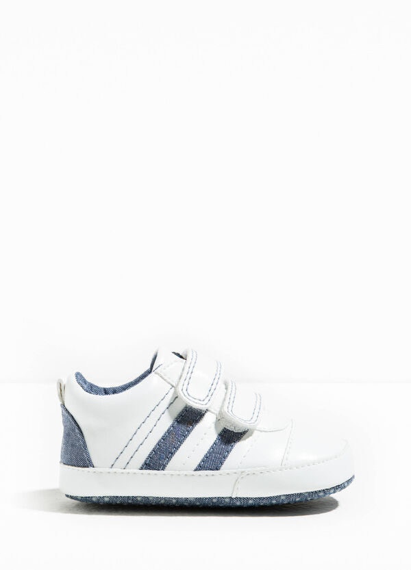 Sneakers with Velcro fastening | OVS