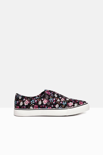 Patterned sneakers, Multicolour, hi-res