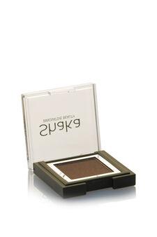 Compact eyeshadow with metal effect, Dark Purple, hi-res