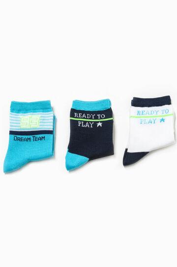 Set tre paia di calze corte
