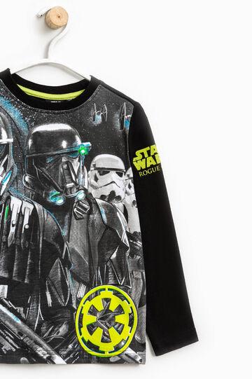Camiseta con estampado grande de Star Wars