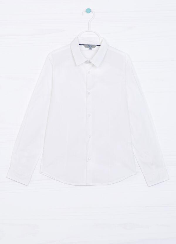 Camicia cotone stretch | OVS