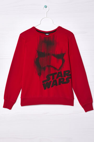 100% cotton Star Wars hoodie, Red, hi-res