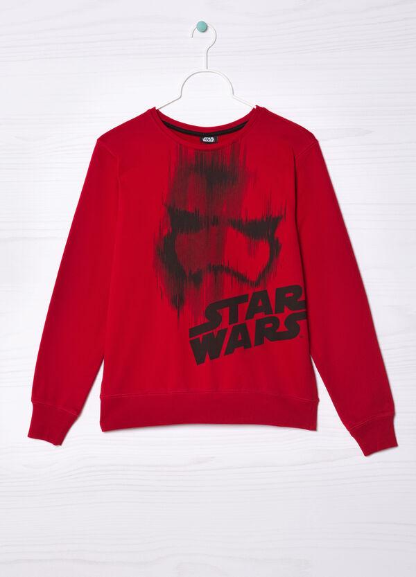 100% cotton Star Wars hoodie | OVS