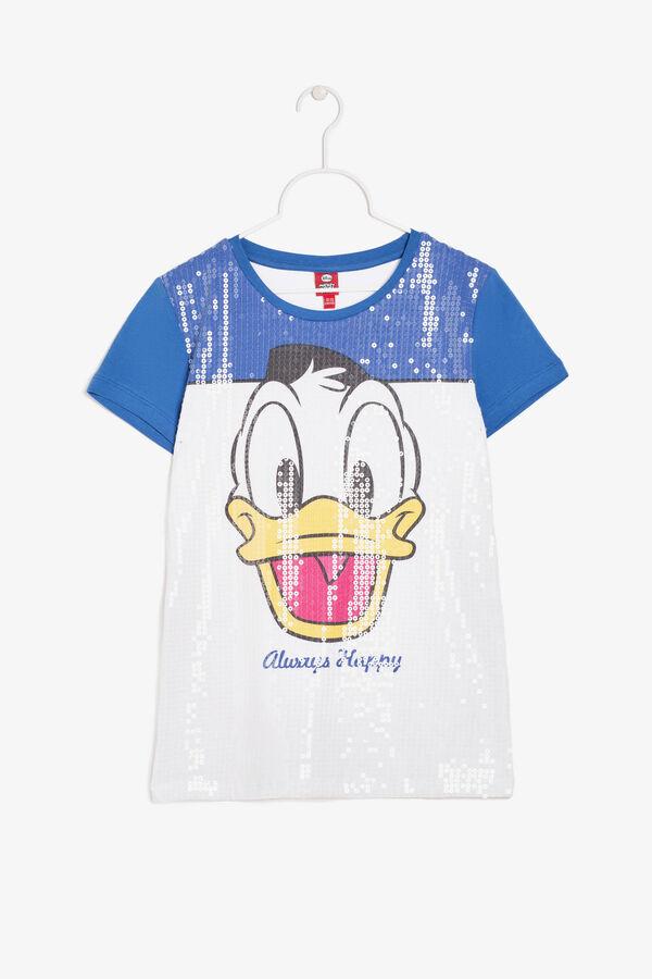 Cartoon T-shirt with sequins | OVS