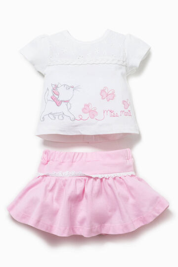 The Aristocats T-shirt and skirt outfit