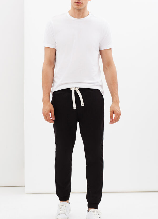 Joggers with drawstrings | OVS