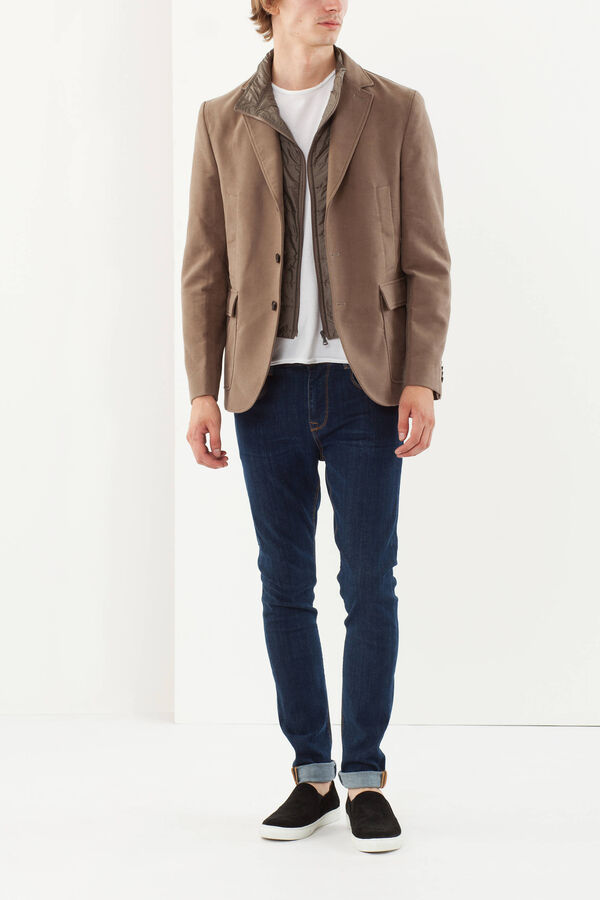 Coat with lapels | OVS